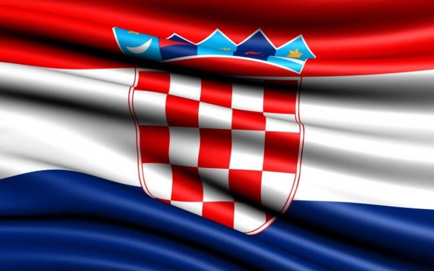 В хорватском городе запретили надписи на кириллице