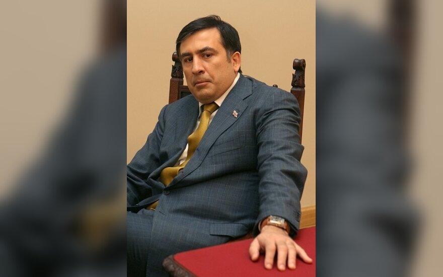 Грузинские лейбористы начали процедуру импичмента Саакашвили