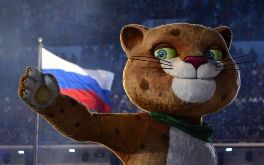 Олимпиада глазами американцев… и русских