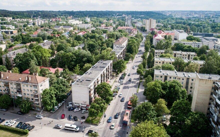 В престижном районе Вильнюса был избит иностранец