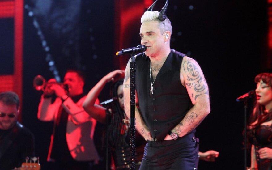 Robbie Williamso koncertas