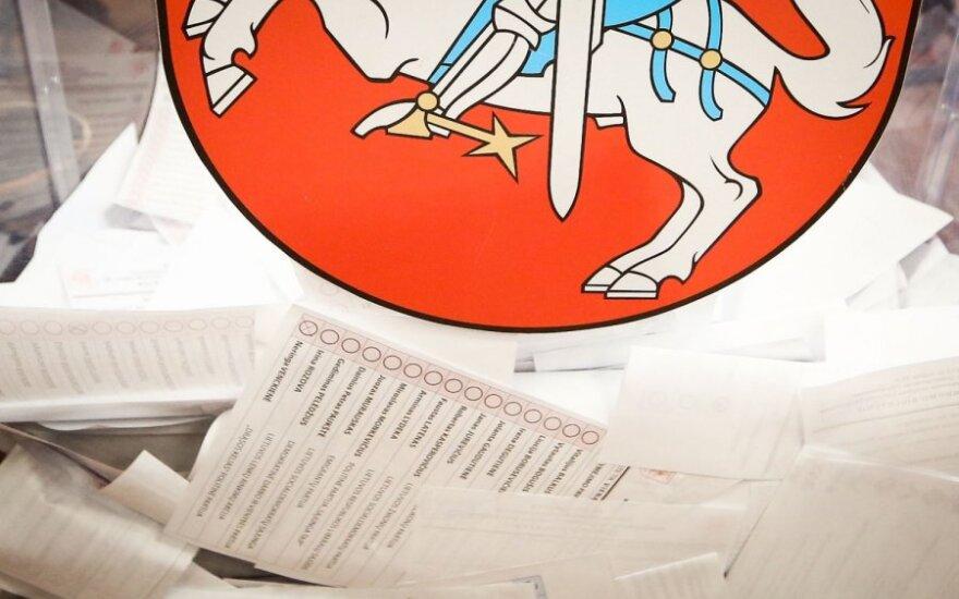 Вступил в силу запрет на предвыборную агитацию