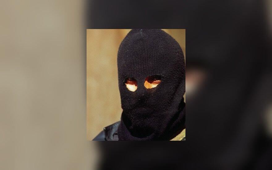 Грабители в масках напали на усадьбу художника Веножинскиса