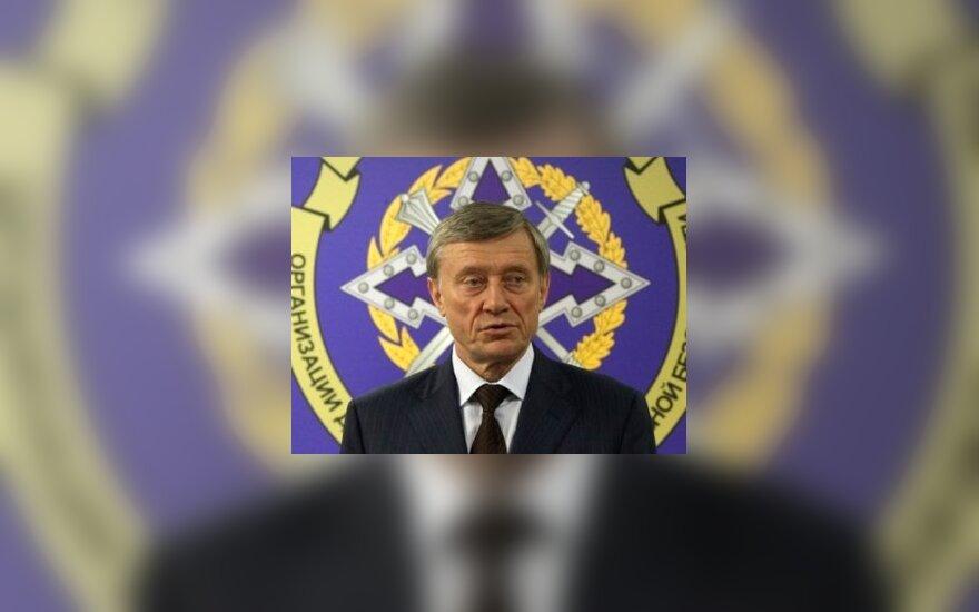Бордюжа: силы ОДКБ не будут подавлять оппозицию в странах СНГ