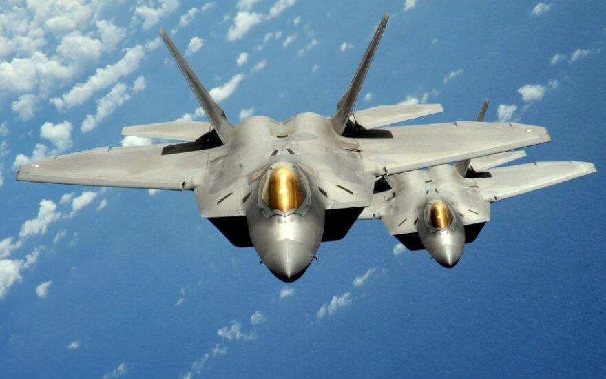 USA: Wstrzymano produkcję myśliwców F – 22, które mogą być użyte w konflikcie z Iranem