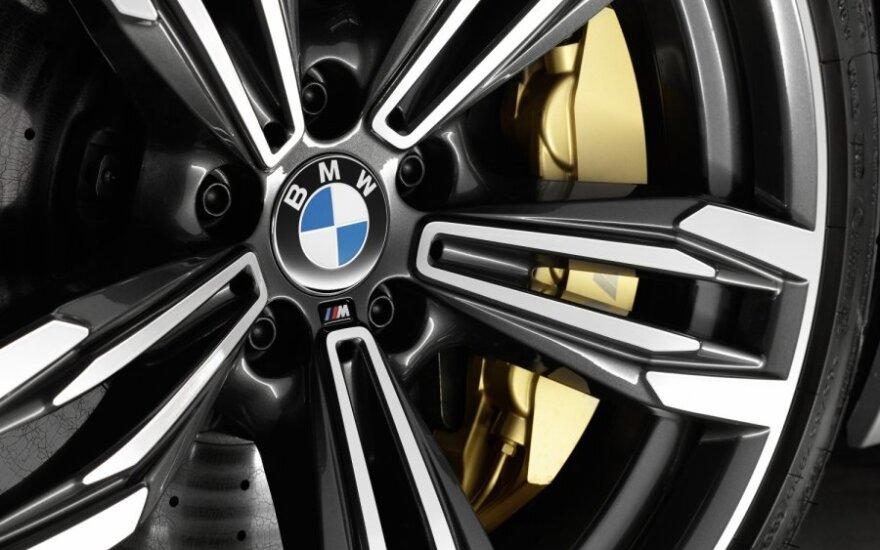"""BMW вывел на первые тесты свою новую """"двойку"""""""