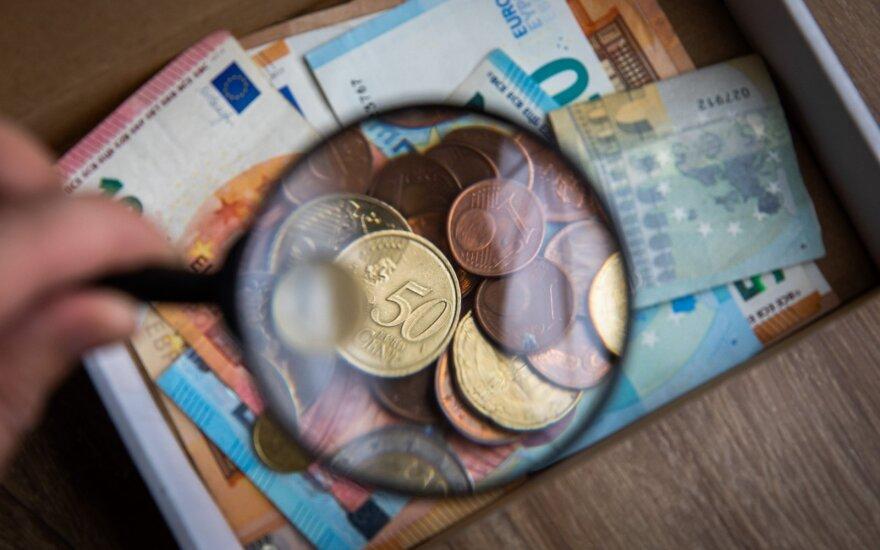 Решение литовских властей выплатить одноразовое пособие на детей радовало семью недолго