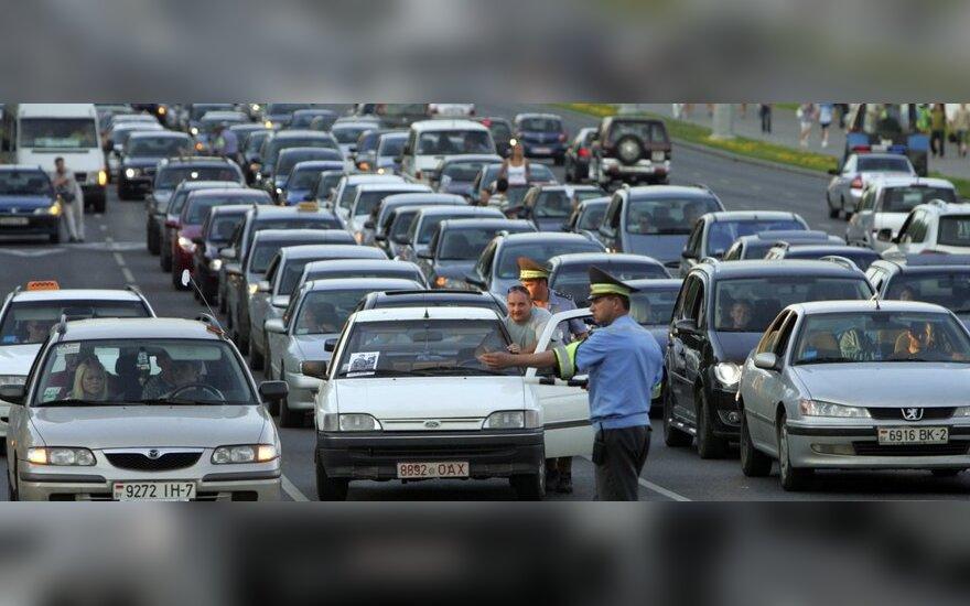 Беларусь усиливает борьбу с контрабандой автомобилей из Литвы