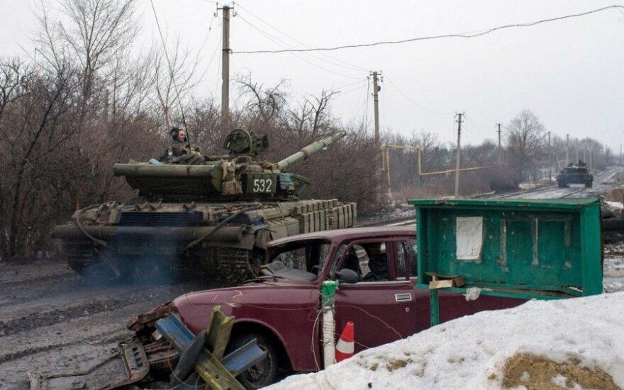 На востоке Украины разгораются боевые действия