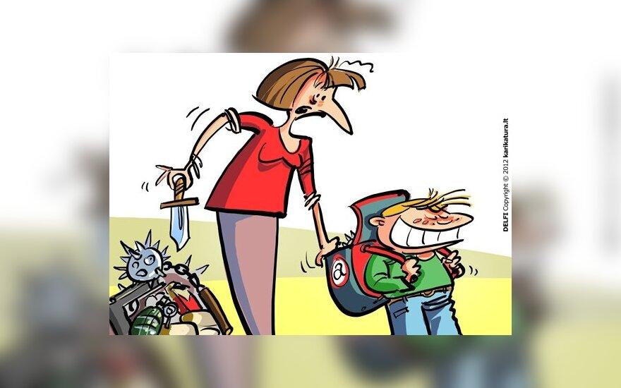 Член Сейма предлагает лишить родителей права на выбор школы
