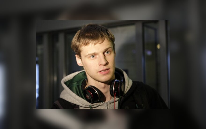 """Martynas Pocius (Kauno """"Žalgiris"""")"""