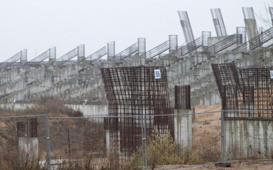 """Правительство """"реанимирует"""" проект Национального стадиона стоимостью 270 млн. литов"""