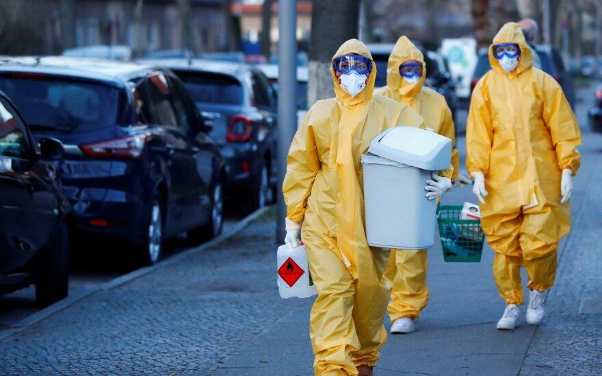 Koronavirusas Vokietijoje