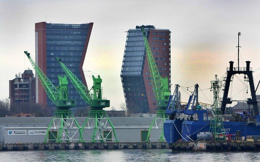 Экс-директор по инфраструктуре Клайпедского порта осужден на 2,5 года условно