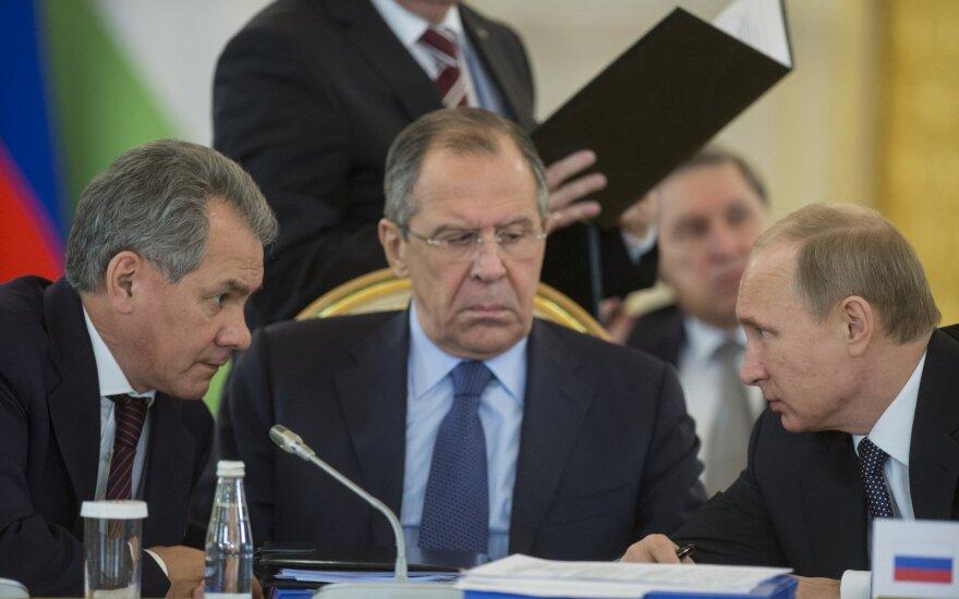 МИД РФ заявил о невозможности проведения учений Киева и НАТО в Азовском море