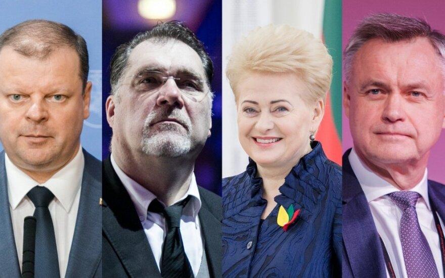 Самые влиятельные в Литве 2018: окончательный список