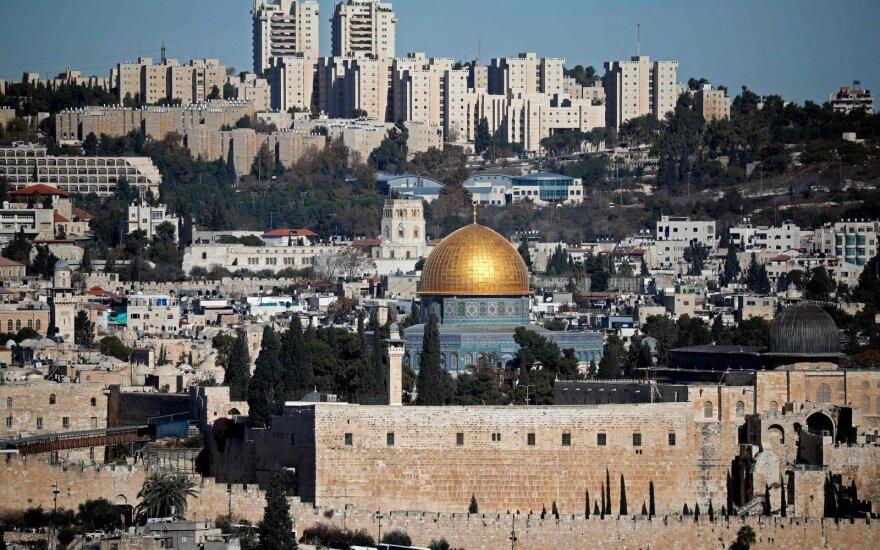В Иерусалиме на неопределенный срок закрыт Храм Гроба Господня