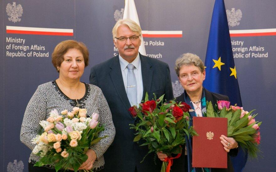 """Nagroda Pro Dignitate Humana dla rosyjskiej organizacji """"Wsparcie obywatelskie"""""""