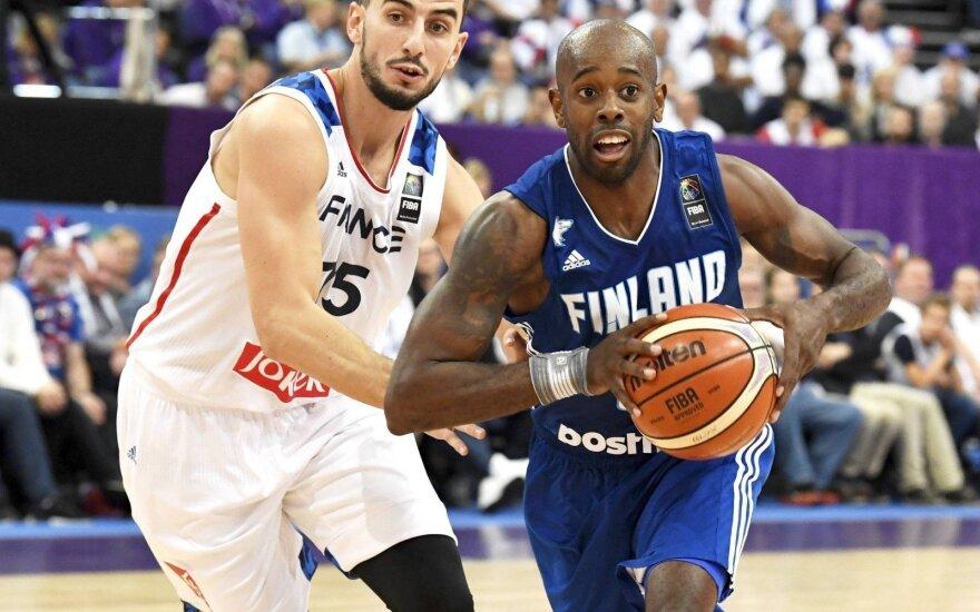 Евробаскет-2017: Франция сенсационно проиграла в Хельсинки