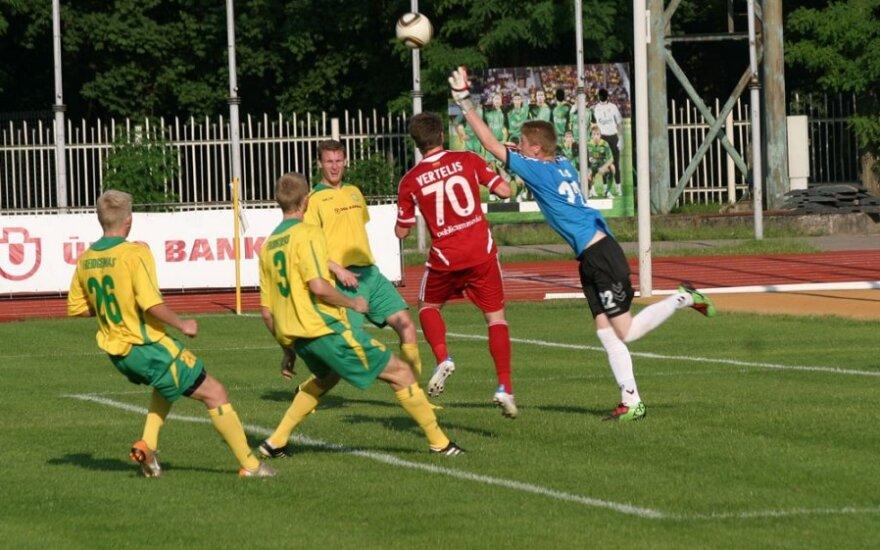 FBK Kaunas - FK Ekranas