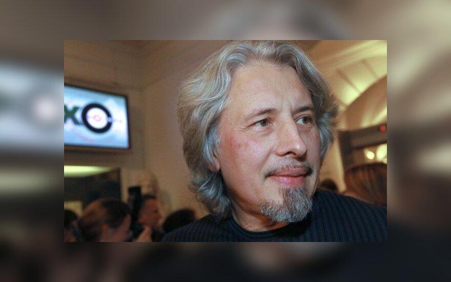 Писатель Владимир Сорокин: те, кто знают буквы, будут состоятельными людьми