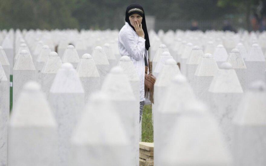 Россия заблокировала резолюцию Совбеза ООН по Сребренице