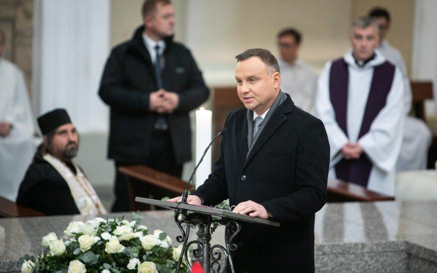 Президент Польши: единство народов Центральной Европы – гарантия свободы