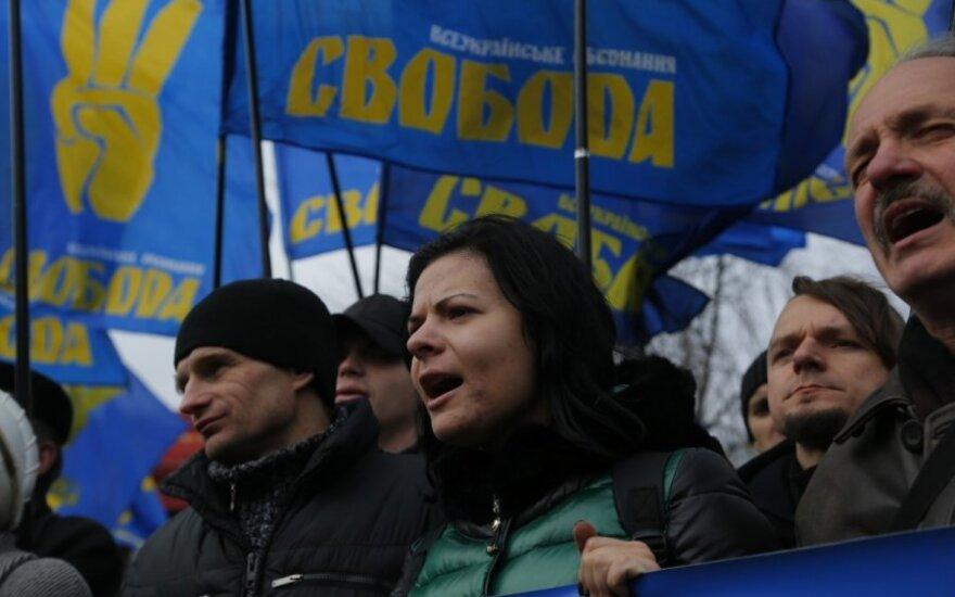 Ukrainiečiai protestuoja Kijeve Ukraine Protest.JPEG-0b7c5