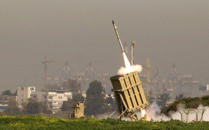Izraelio priešraketinė gynybos sistema