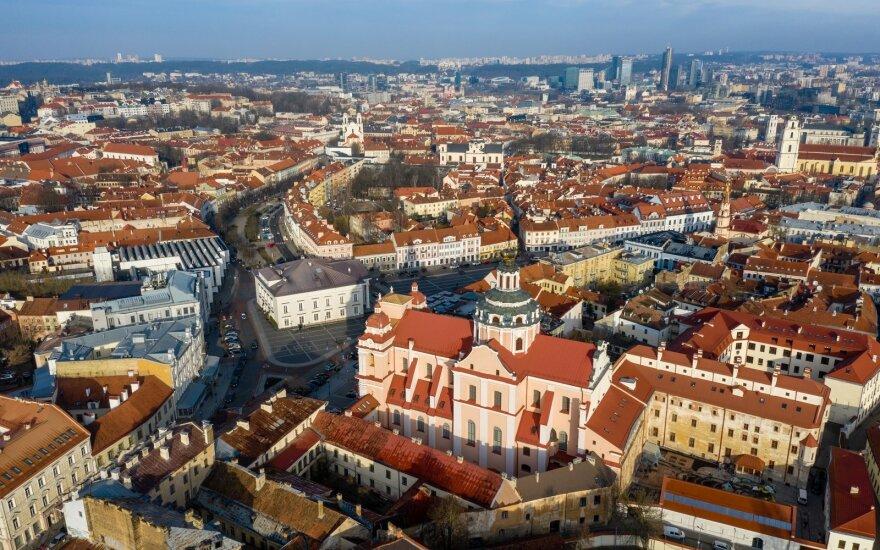Vilnius, Šv.Kazimiero bažnyčia