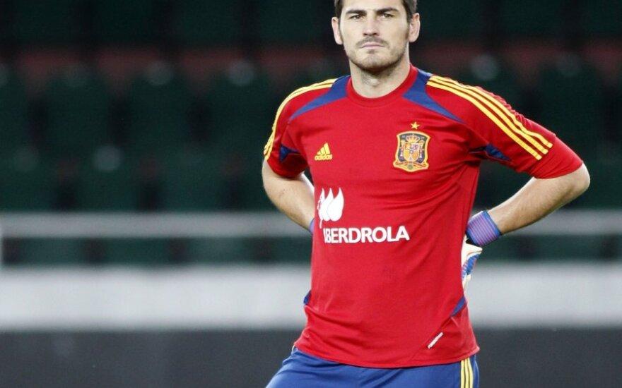 Ikeras Casillasas
