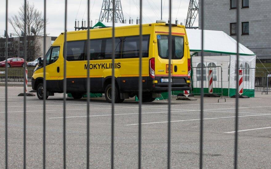 В трех районах Литвы могут ужесточить действующий порядок карантина