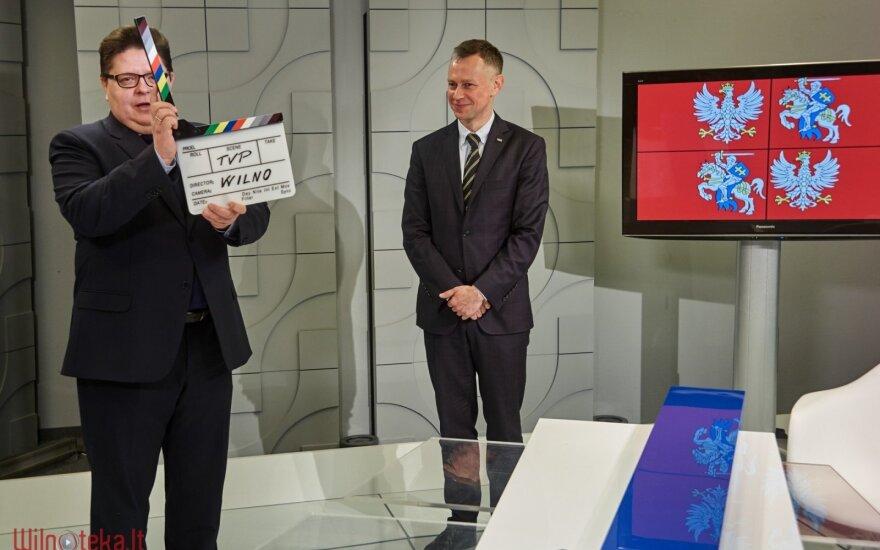 Reaktywacja placówki TVP w Wilnie