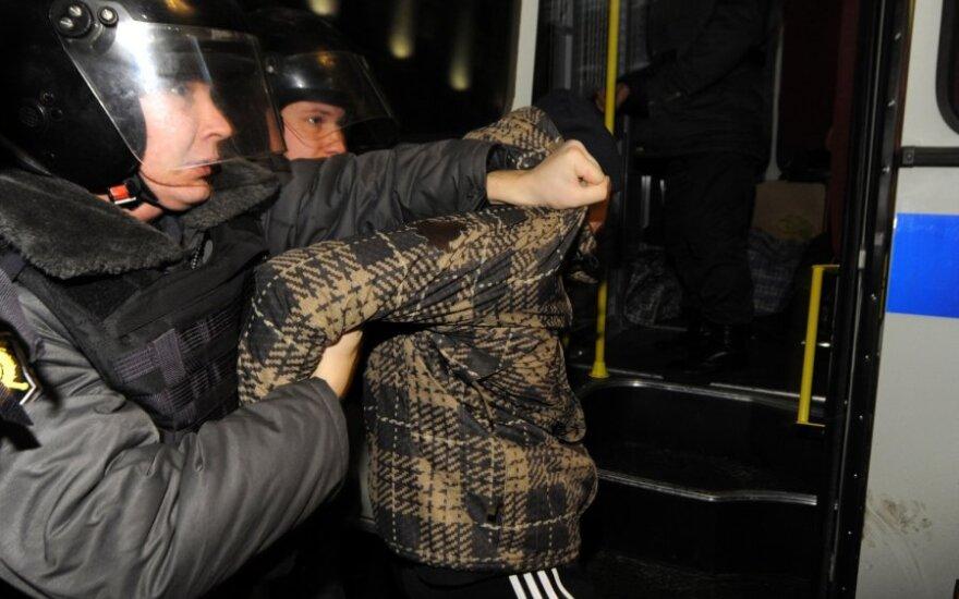 HRW назвал 2012 год худшим для прав человека в России