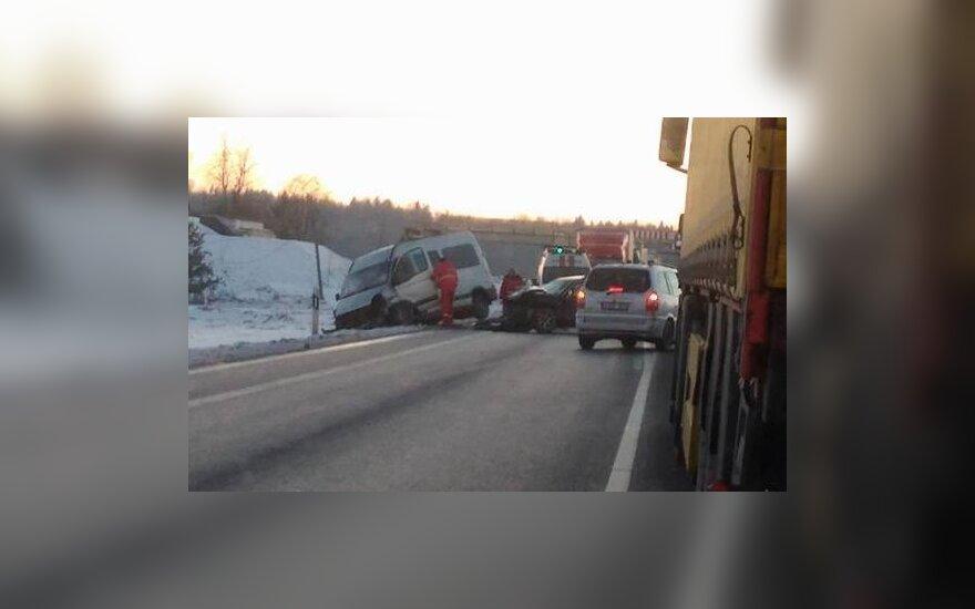 ДТП на дороге Via Baltica: водители сообщают, что стоит выбирать другой путь