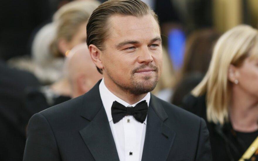 Leonardas DiCaprio