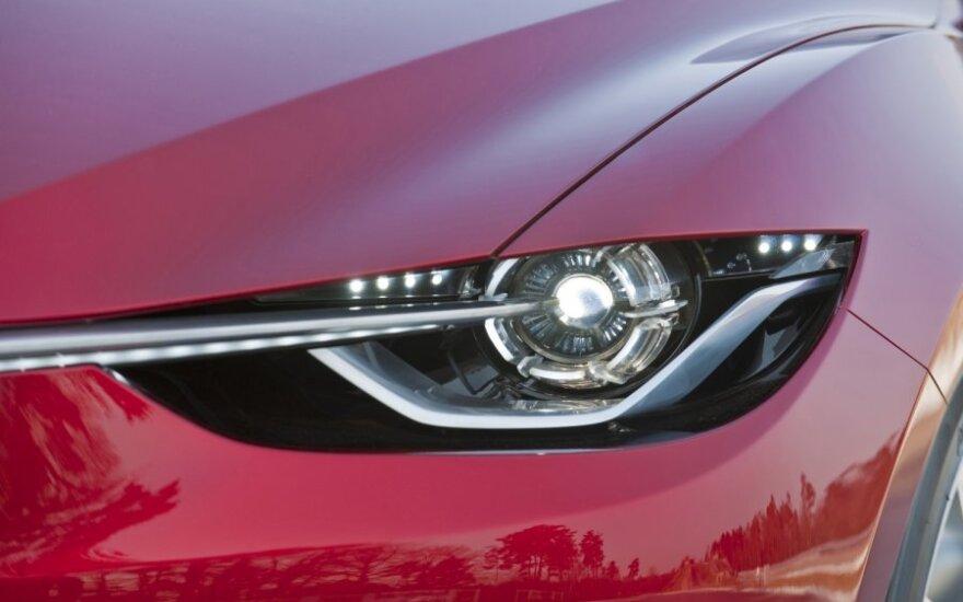 Mazda откажется от V6 и разработает новый роторный двигатель