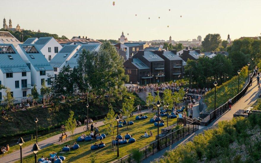 Новая тенденция на рынке недвижимости в Литве: жители неохотно покупают квартиры