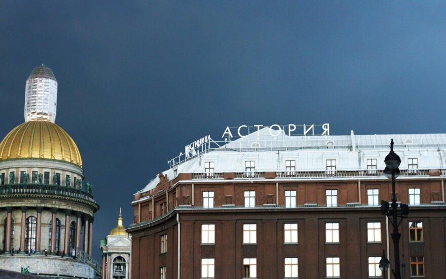 Администрация: Петербург признали лучшим европейским городом для туризма