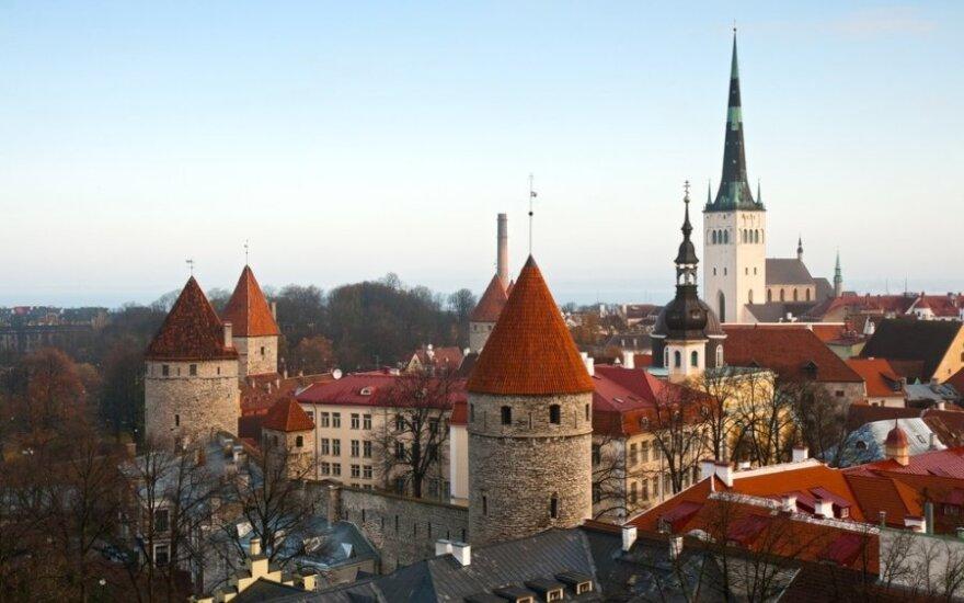 Эстония: полиция заподозрила разглашение гостайны