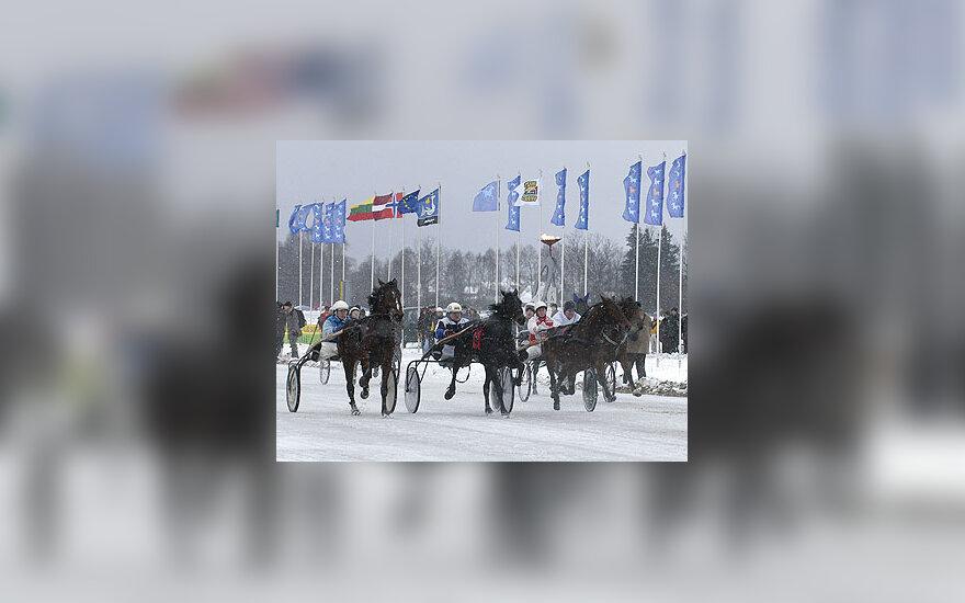 """Tradicinės žirgų lenktynės """"Sartai 2007"""""""