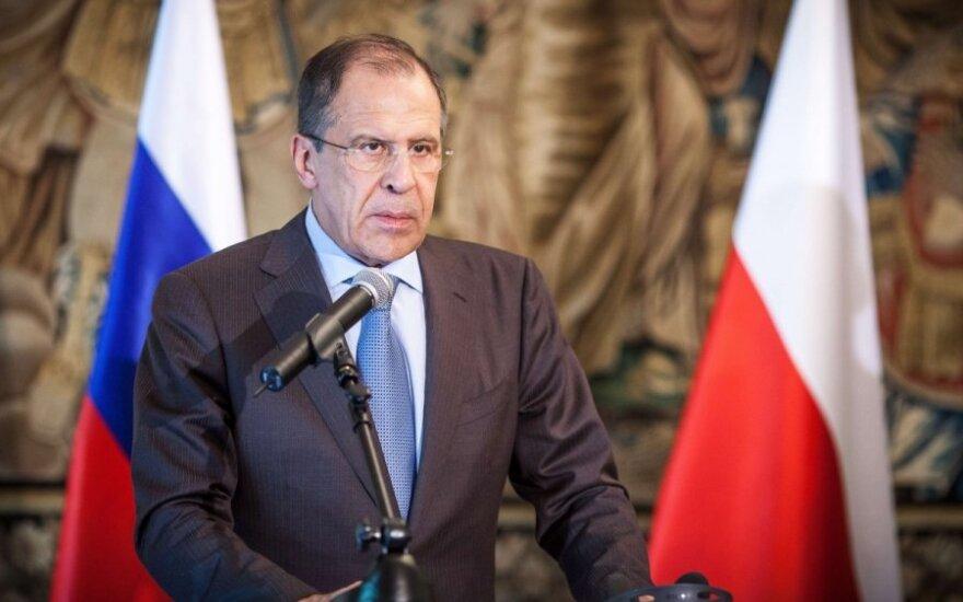 Лавров пообещал вернуть Польше обломки самолета Качиньского