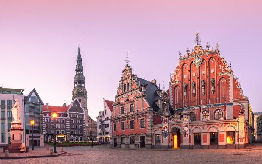 Дому для экс-президентов Латвии присвоен статус развалин