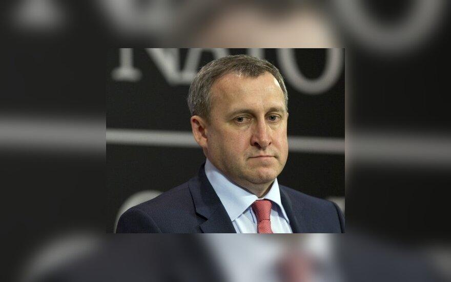 Ukrainos užsienio reikalų ministras