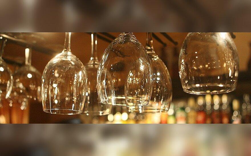 """""""Fortas"""", kavinė, baras, restoranas, alkoholis, tarės, vynas"""
