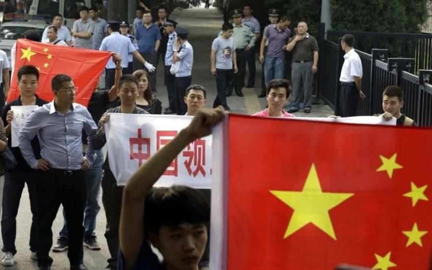 Żart amerykańskiego komika wywołał masowe protesty Chińczyków