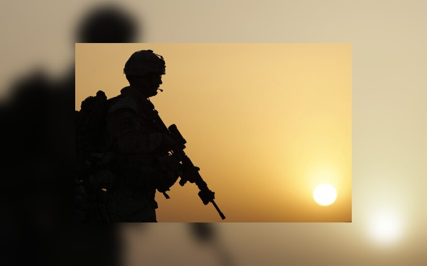 Солдаты НАТО открыли огонь по противникам сжигания Корана