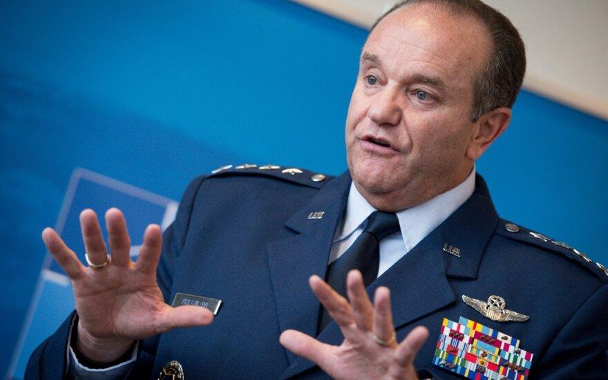 Philip Mark Breedlove, a former NATO Supreme Allied Commander for Europe