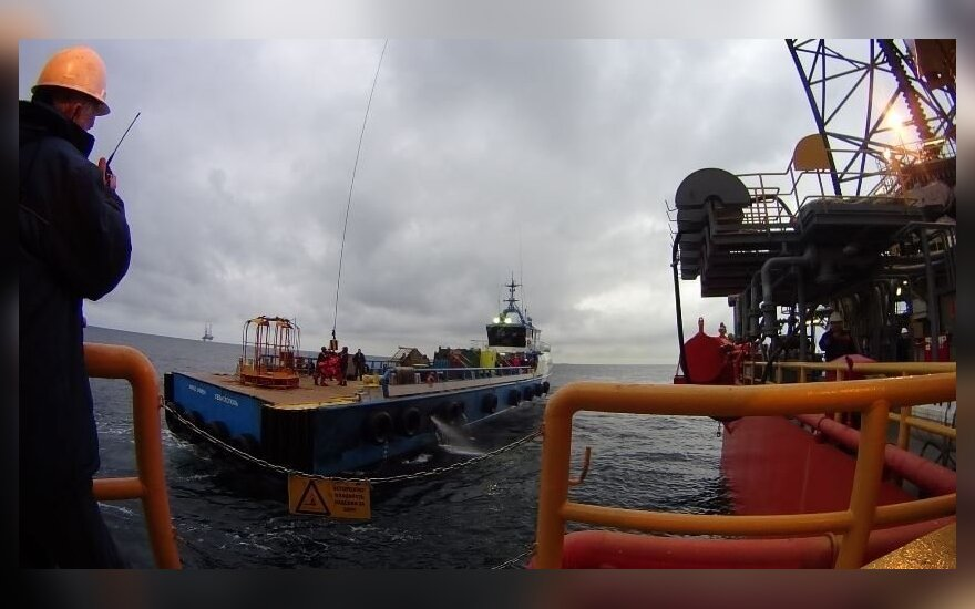 """Черноморнефтегаз"": турецкое судно встало на пути российского каравана"