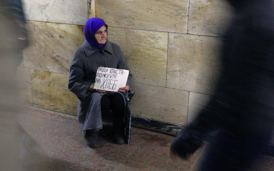 """Четверть россиян считают себя """"жертвами перестройки"""""""